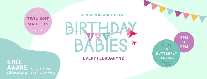 Birthday for Babies Banner